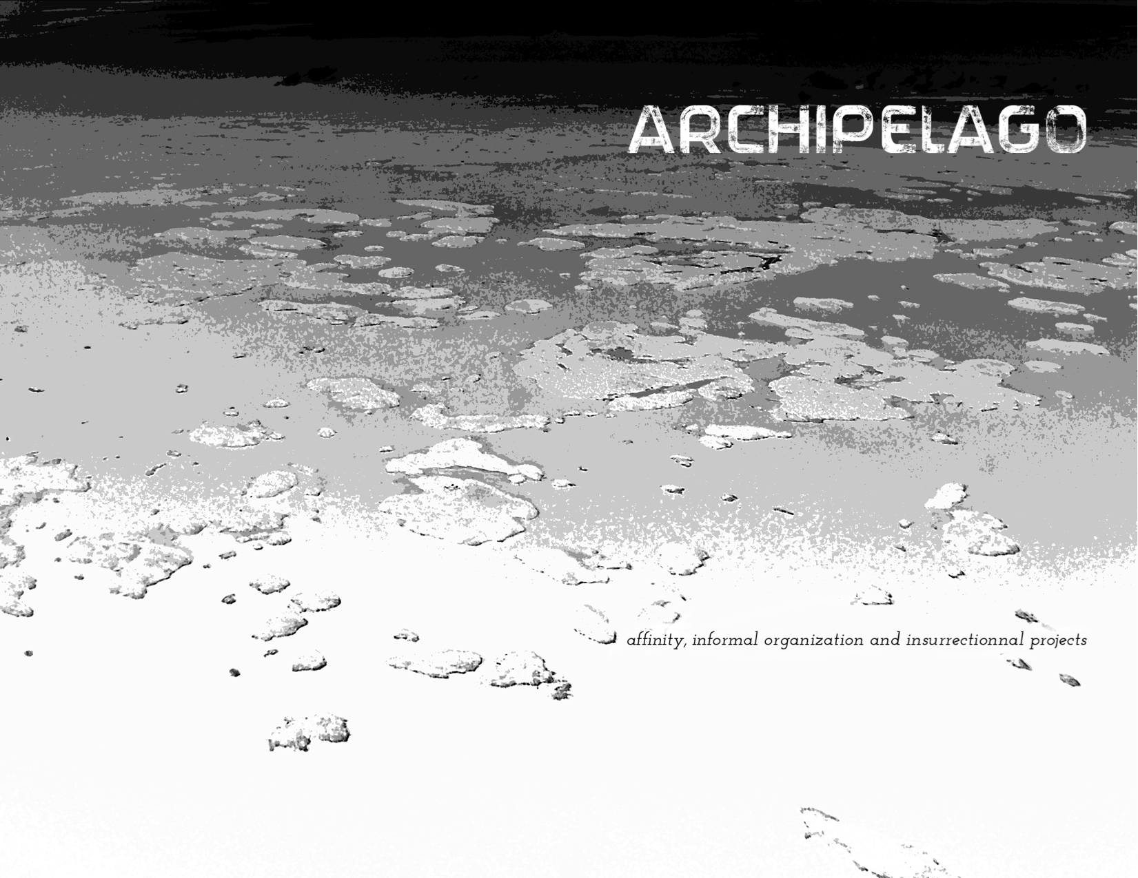 archipelagocover